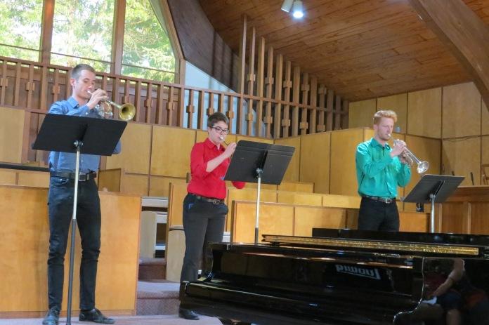 trumpet-trio